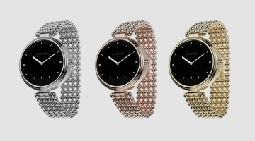 Omate Lutetia is a smartwatch for women