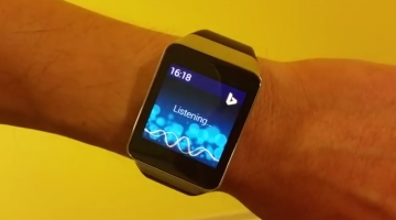 Microsoft Torque brings Bing to Android Wear