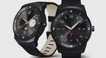LG G Watch on sale in November