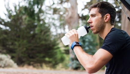 The Fitbit Surge isn't for serious athletes