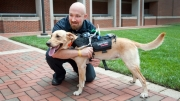 Wearable tech lets you talk to your dog