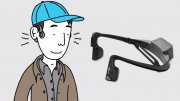 Audio guidance headset gets voice control