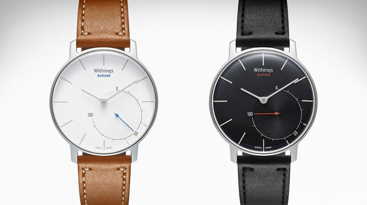 Withings Activité on sale in October
