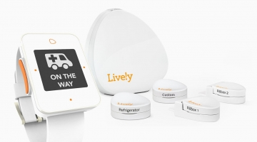 Lively Smartwatch for lively seniors