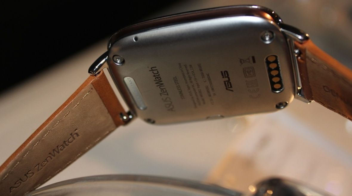 Asus ZenWatch 2 on show next month