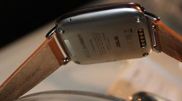 Asus ZenWatch 2 coming in 2015