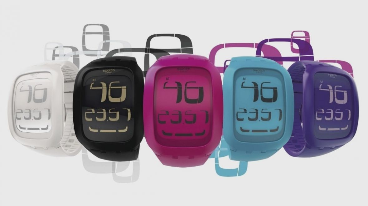 20,000 Swatch smartwatches ready to go