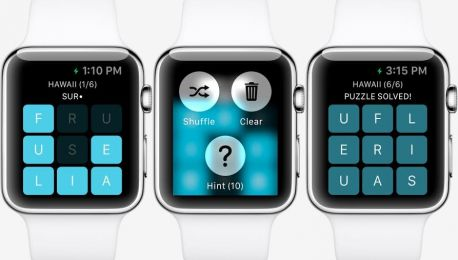 Apple Watch games incoming and more