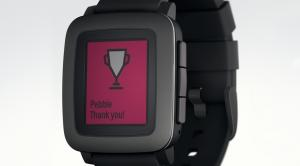 Pebble Time smashes old record