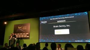 Wearables win at Sports Tech Awards