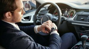 Smartwatches need a driving mode