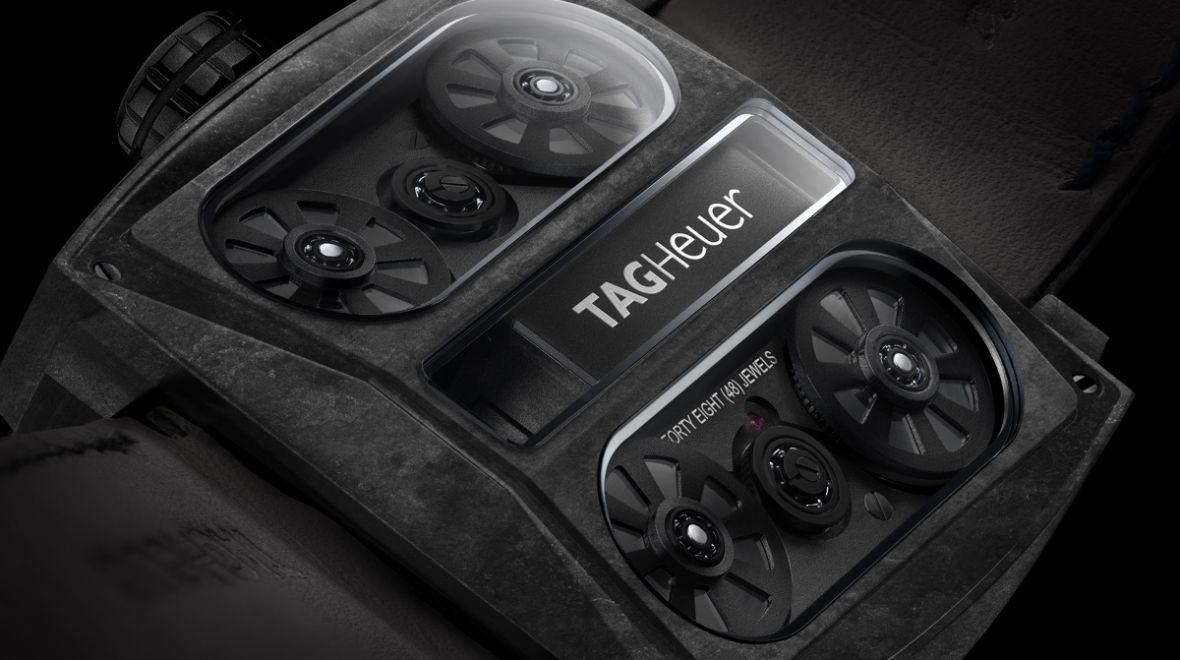 Tag Heuer smartwatch launches 9 November