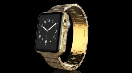 The most expensive Apple Watch yet