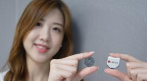 ​LG's hexagonal battery boost