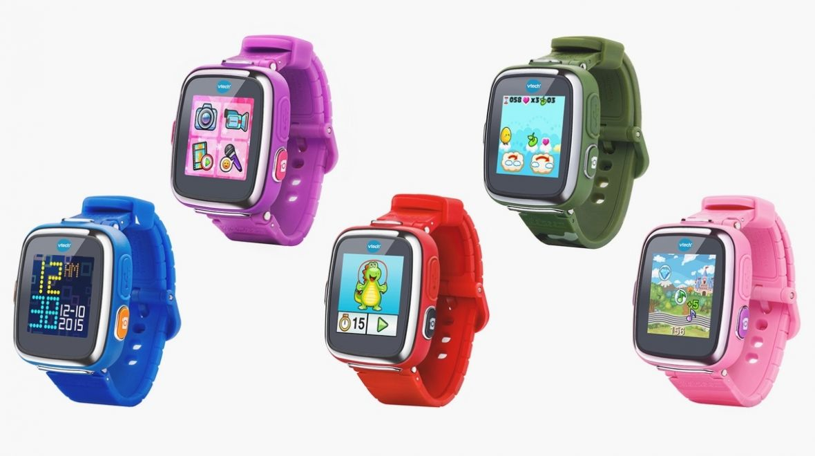 VTech Kidizoom DX wants to get kids active