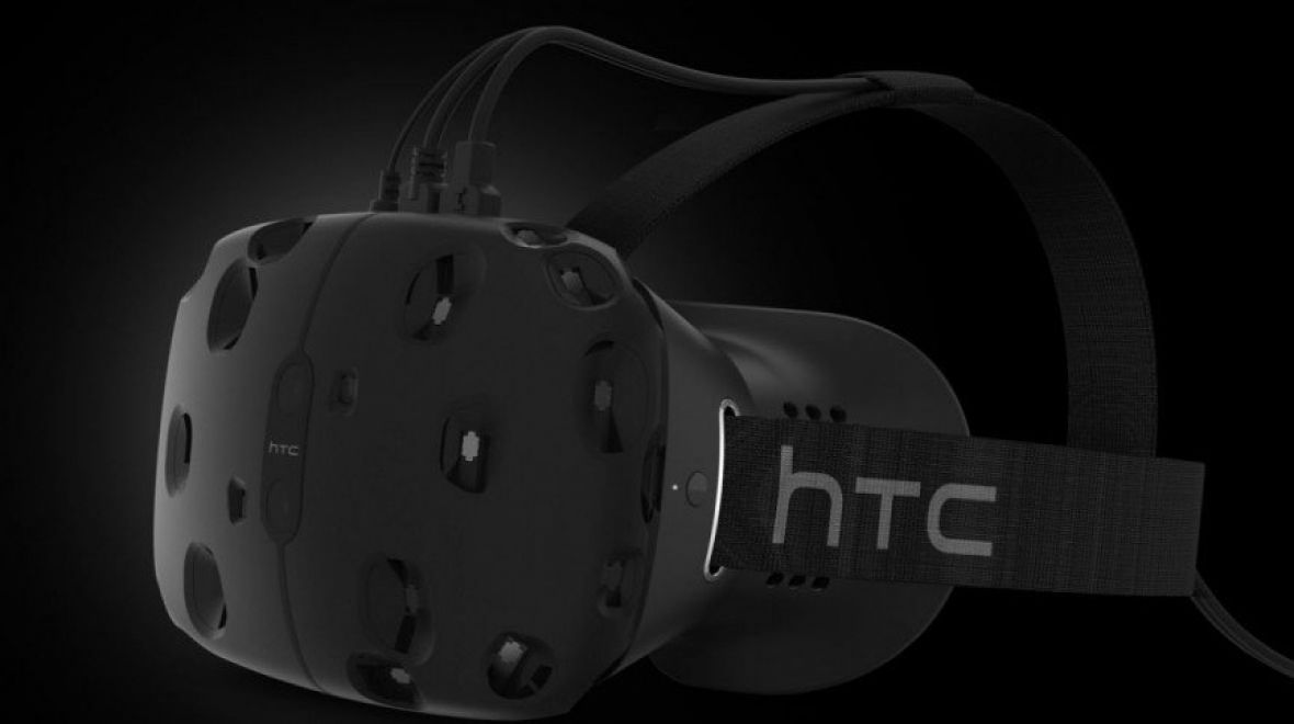 'Limited' Vive headsets on sale this year