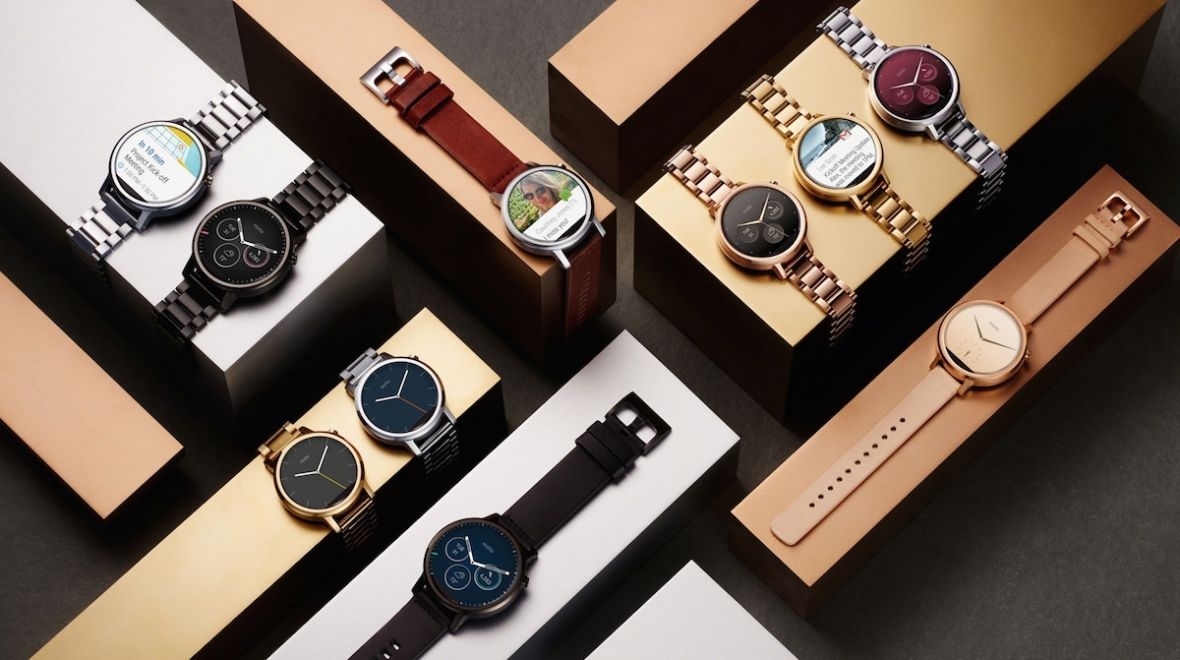 Moto 360 2015 edition guide