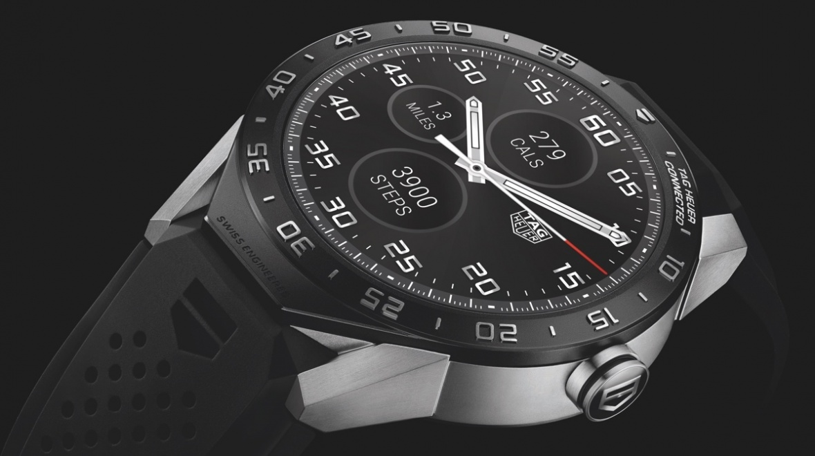 Tag Heuer Android Wear guide