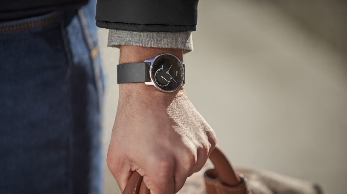 Withings Activité Steel is official