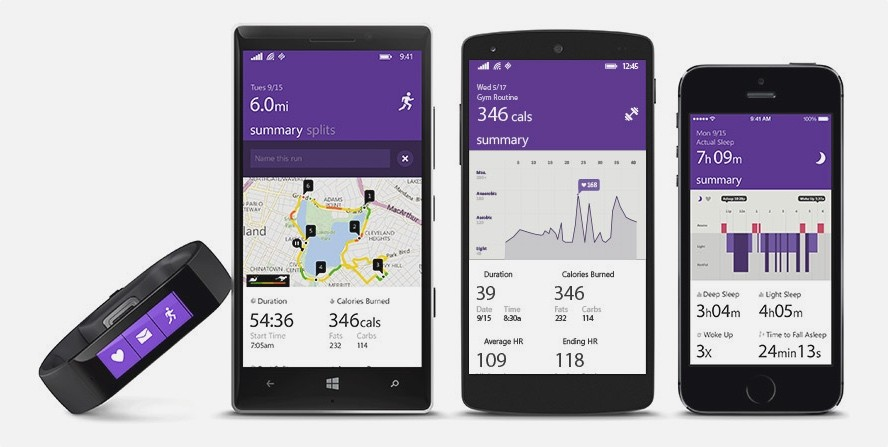 Microsoft Band UK release date and price