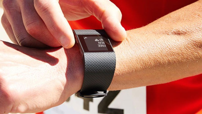 The fitbit surge is a world apart from the likes of the fitbitzip and