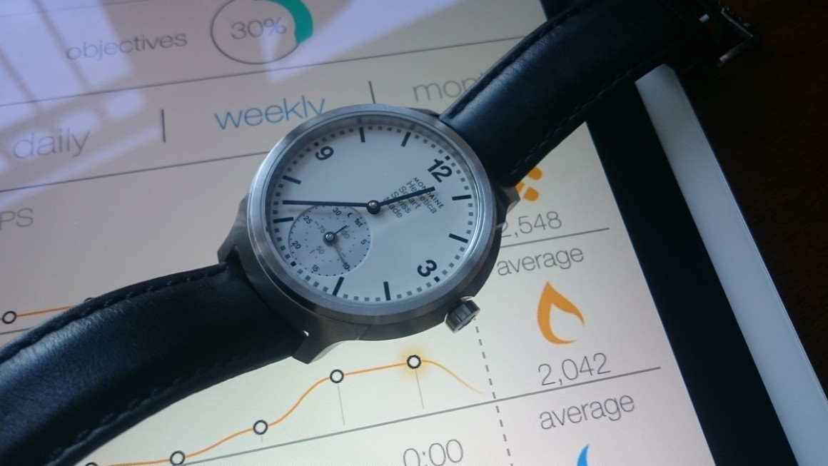 Mondaine smart watch review