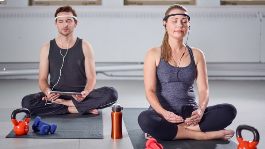 stress relieving techniques with gadgets
