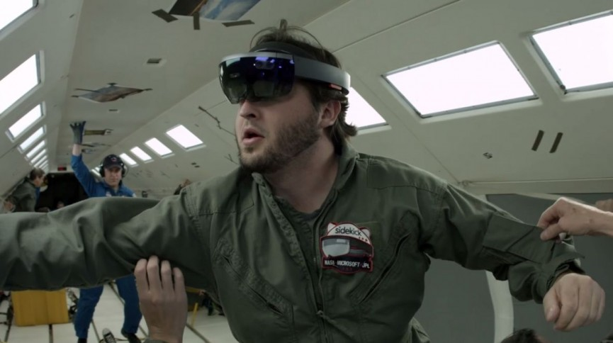 Virtual reality versus augmented reality: Which is the future?