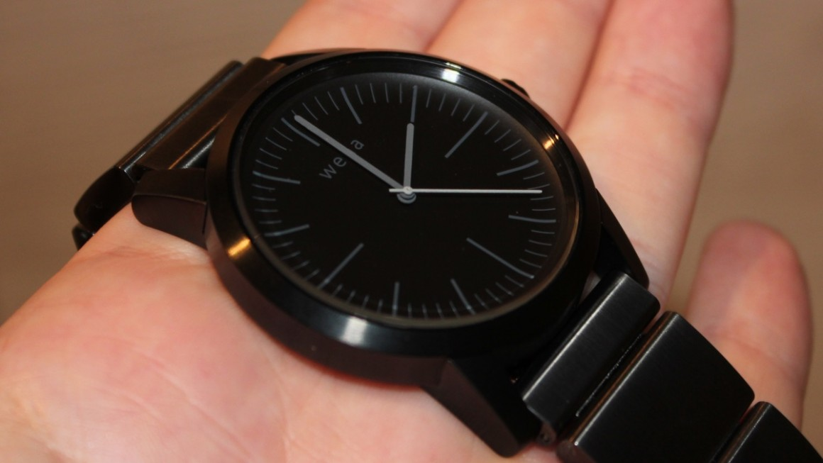sony wena smartwatch review