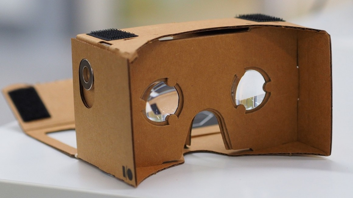 Oculus Thrift How To Make Yourself A Diy Vr Headset