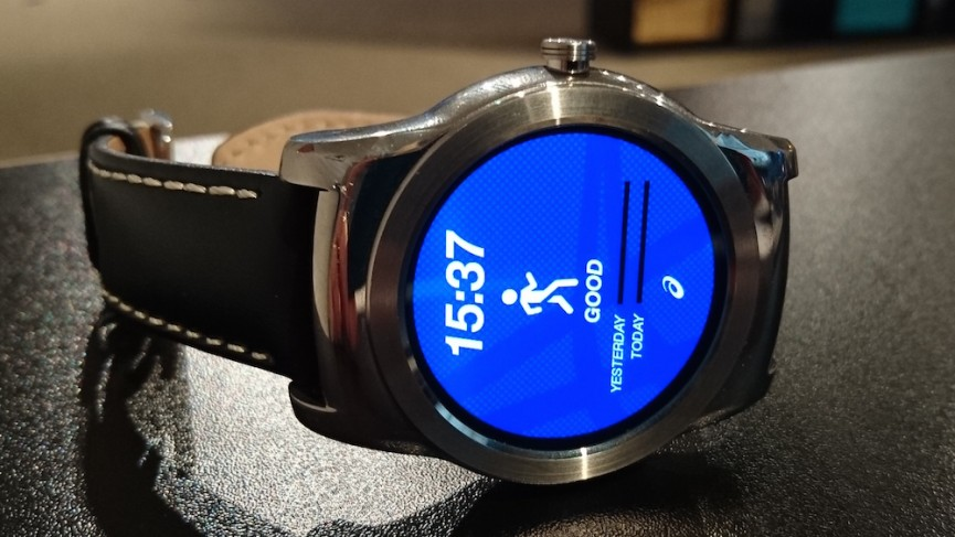 best round android wear face