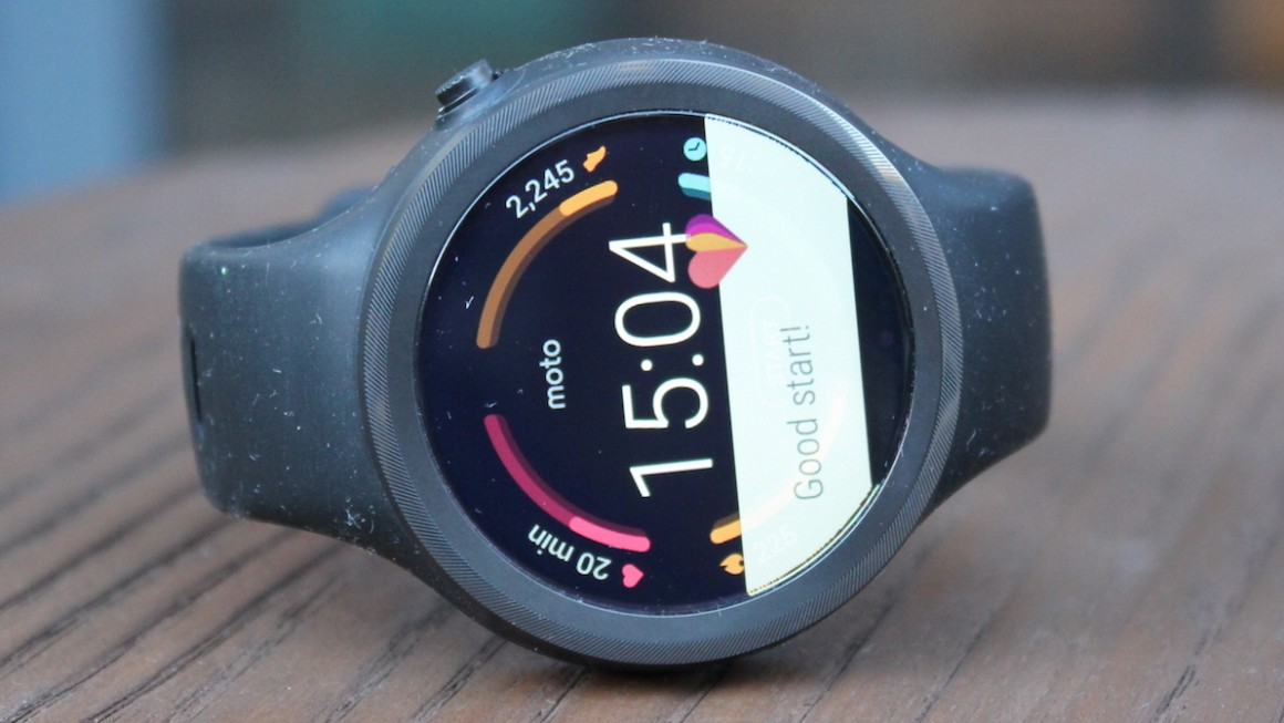 Moto 360 Sport review