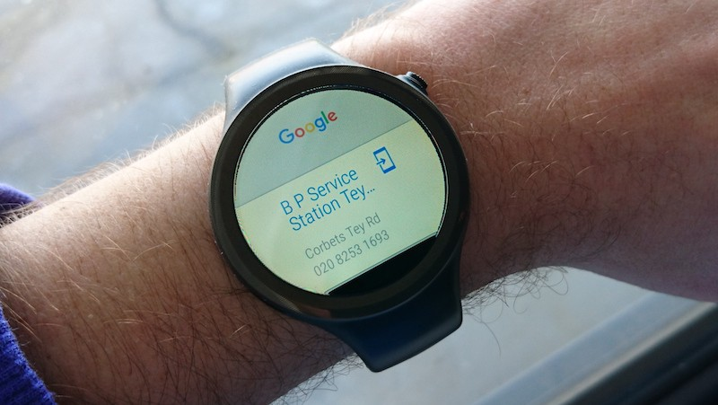 voice commands smartwatch