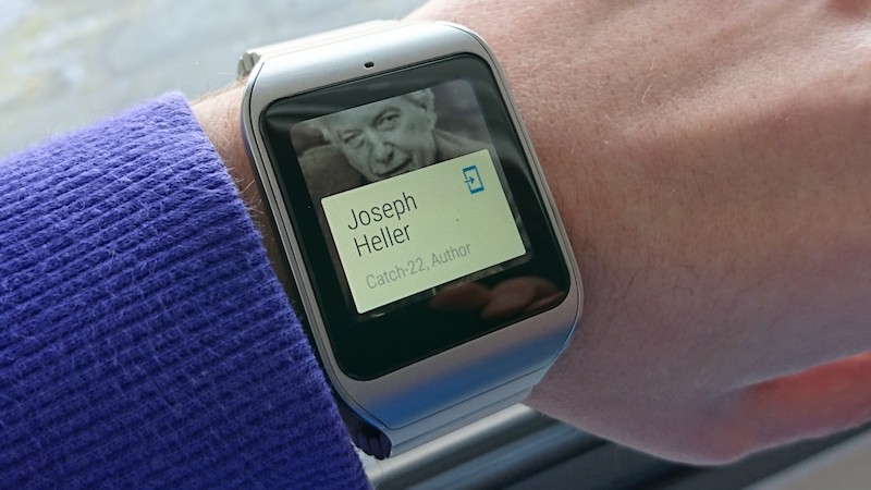 android wear smartwatch voice commands