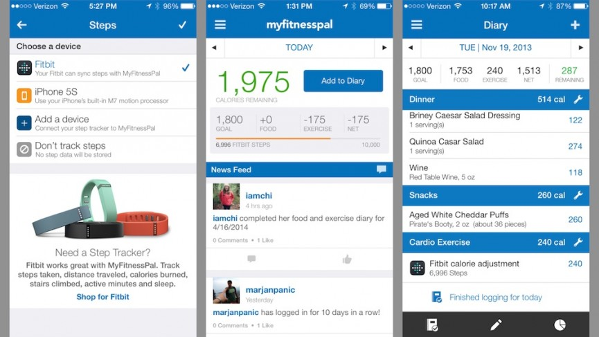 Food trackers: The best calorie counter apps and wearables