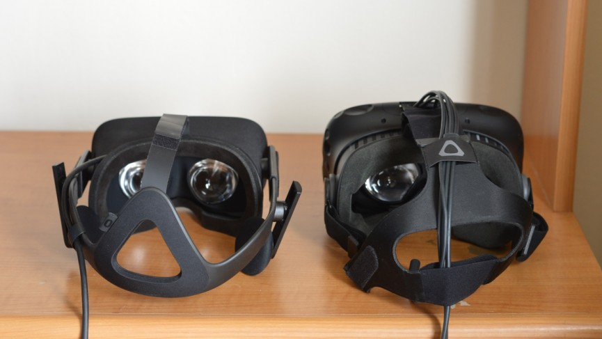 Oculus Rift v HTC Vive: Which VR headset should you get?
