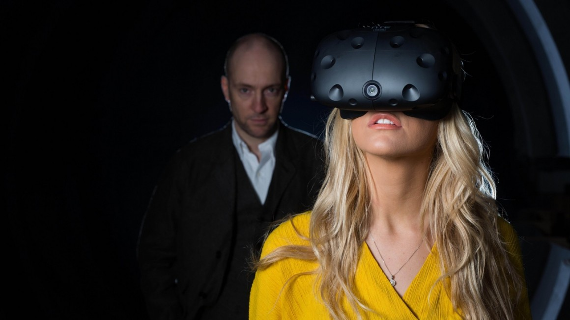 I survived Derren Brown's VR-fuelled, psychological mind game of a Ghost Train