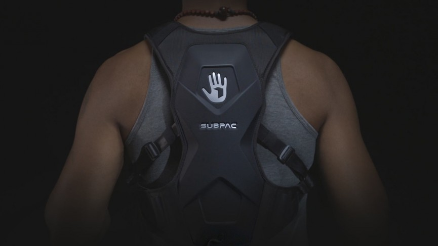SubPac CEO: We want people to feel the bass 24/7