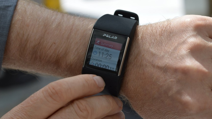 Polar M600 First Impressions Of Polar S Android Wear
