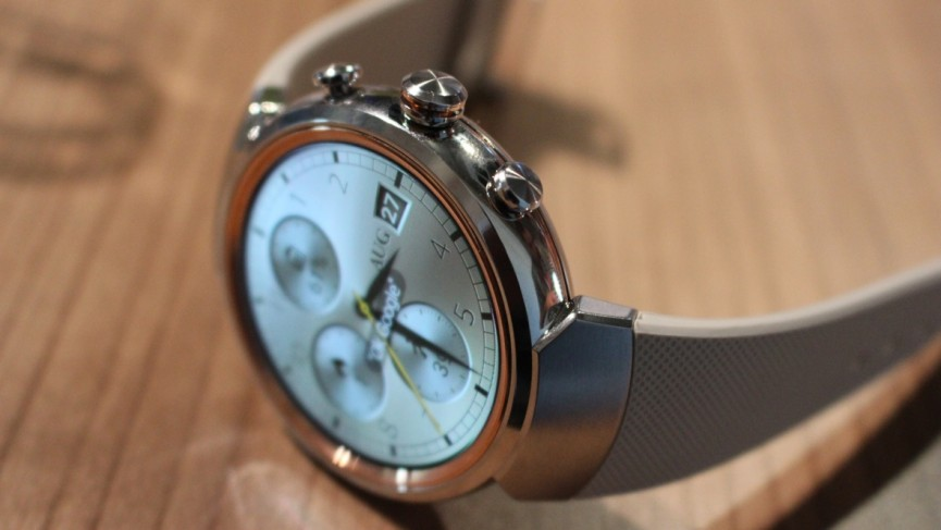 asus zenwatch 3 first look a smartwatch that tries too. Black Bedroom Furniture Sets. Home Design Ideas