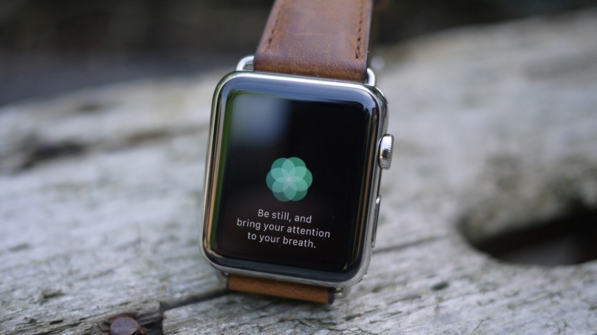 apple watch breathe
