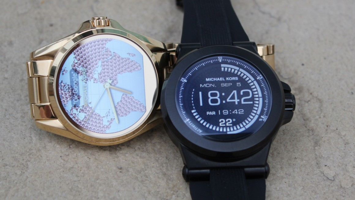 Michael Kors Android Wear smartwatch review