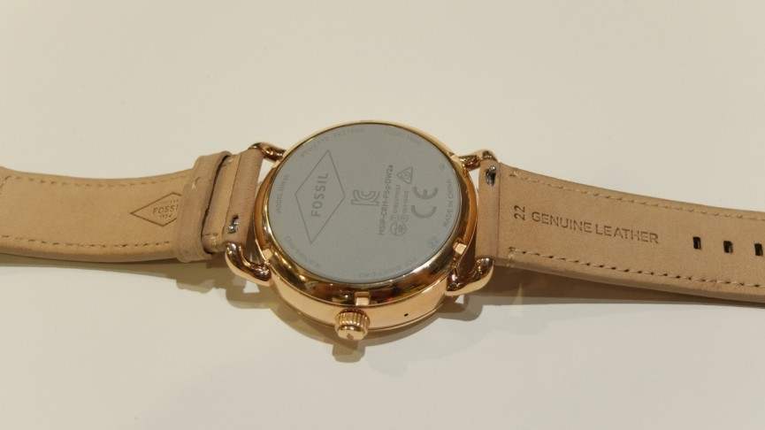 Fossil Q Wander first impressions: Pretty but not perfect