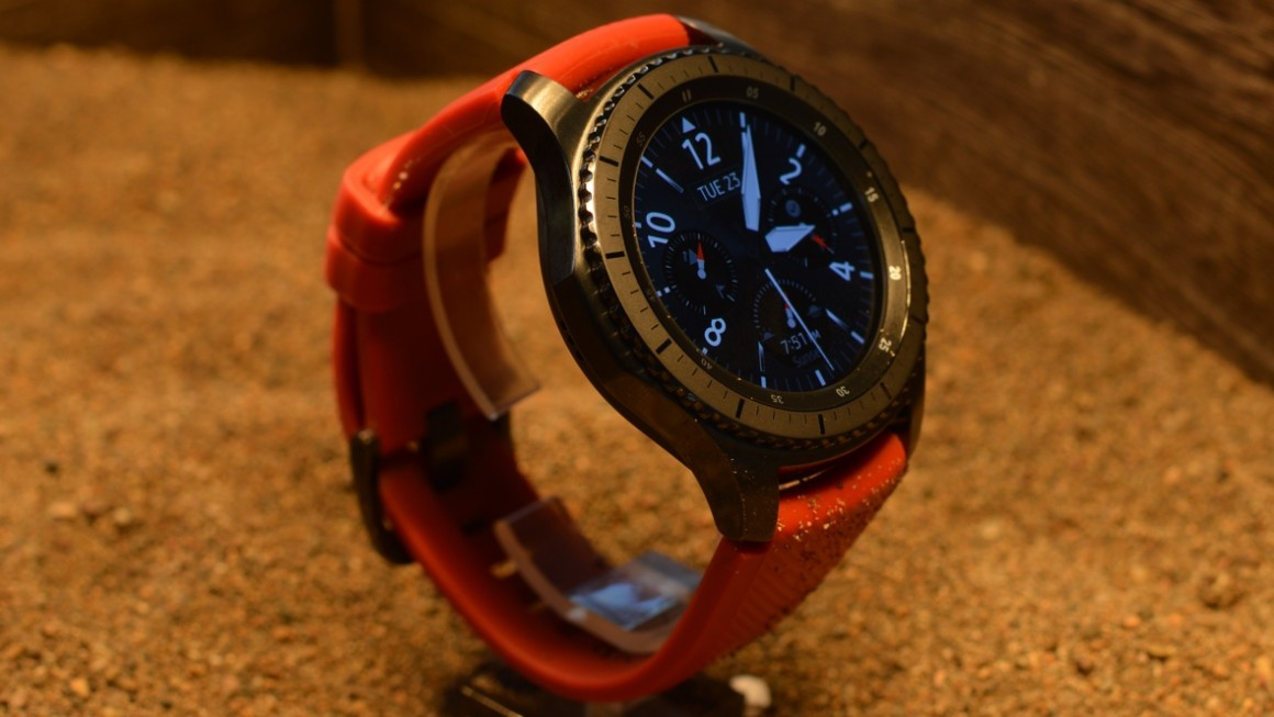 Samsung Gear S3 Frontier Review A Guide To The Rugged Smartwatch