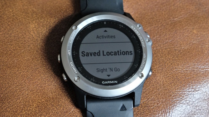 garmin fenix 3 hr tips and tricks