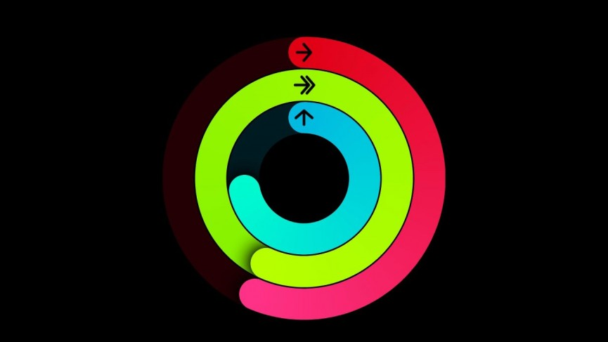 What your Apple Watch Activity Rings say about you