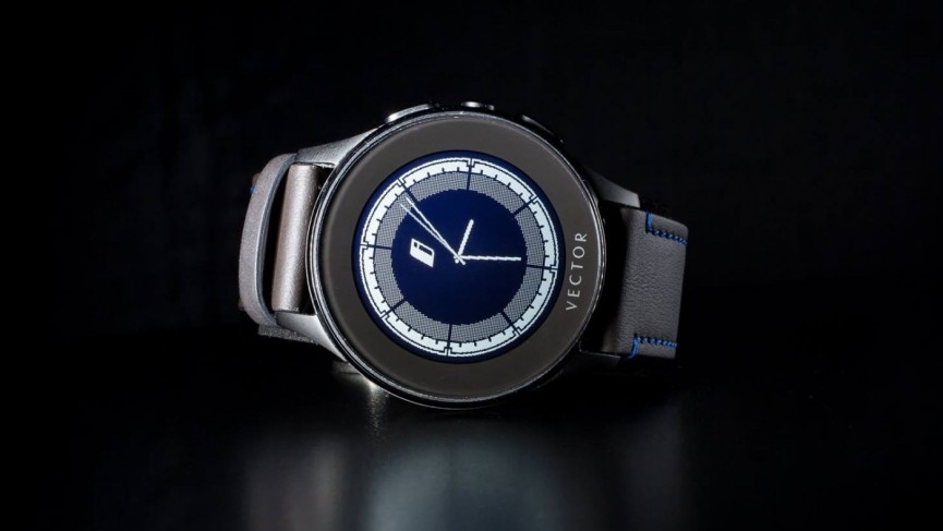 Vector and BMW team up for smartwatch