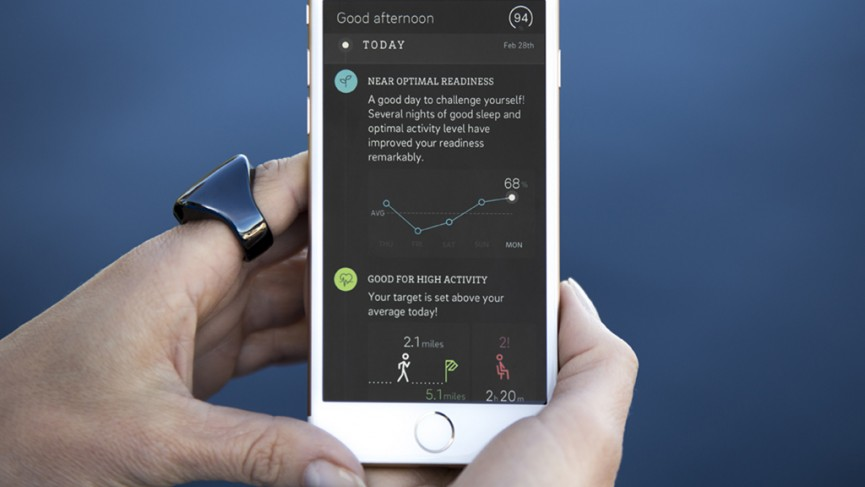 Oura banks on the future of wellness with its sleep tracking smart ring