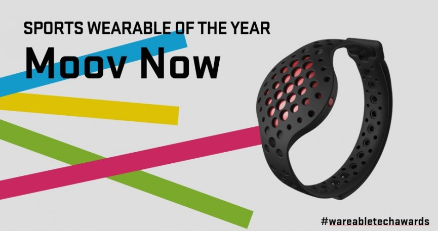 Why Moov won the inaugural Sports Wearable of the Year