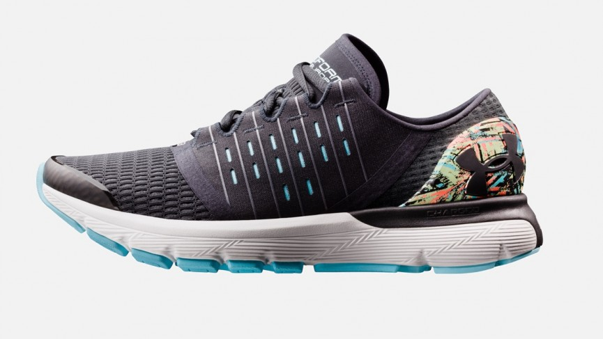 Under Armour's new smart running shoes will tell you if you're fit to run